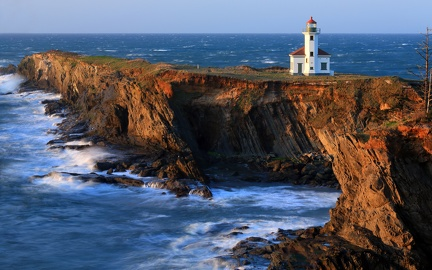 Phare breton - Wallpaper