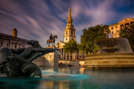 Fountain in London - England