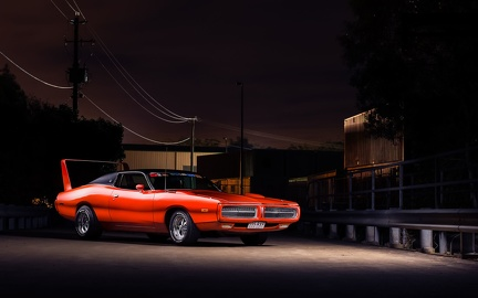 Dodge Charger - wallpaper