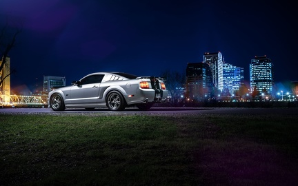 Ford Mustang - Wallpaper HD