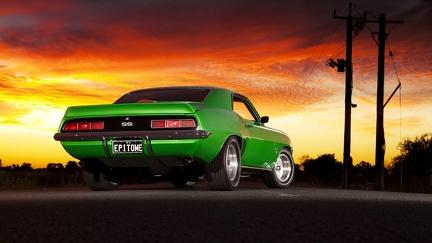 Chevrolet Super Sport - desktop wallpapers