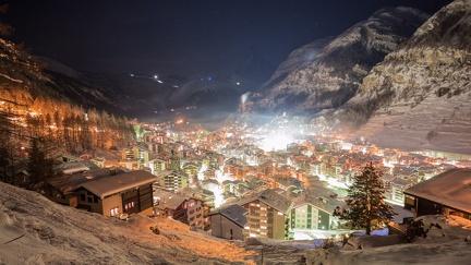 Mountain village - desktop wallpapers