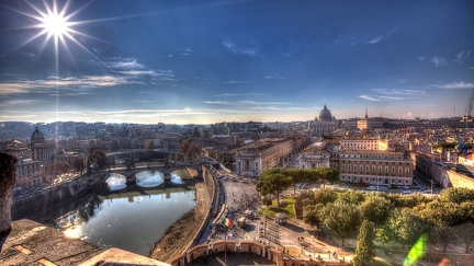 Rome superb wallpaper