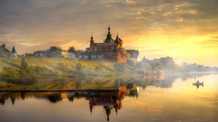 Russia - Wallpaper