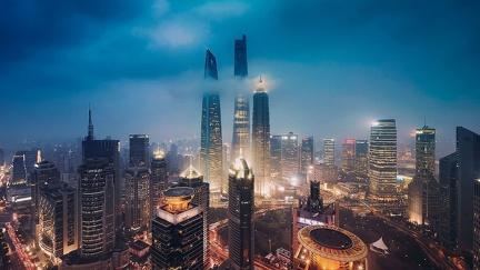 Wallpaper - Shanghai
