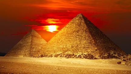Pyamids of Egypt