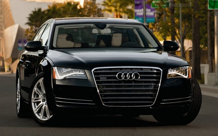 Audi A8 - wallpaper HD