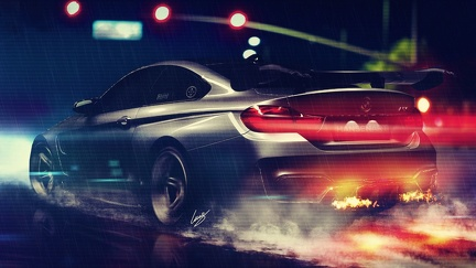 BMW M5 - Wallpaper HD