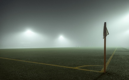 Corner football - wallpaper1920x1200