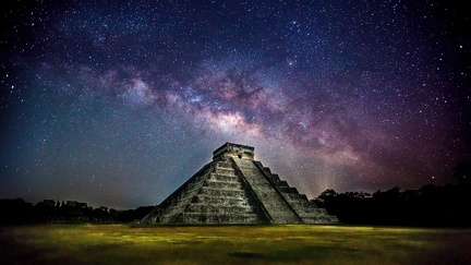 Temple Mayas - HD