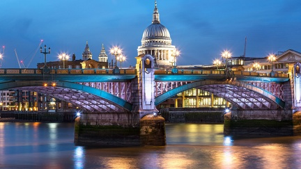 St Paul Bridge - London