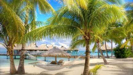 Holidays in Tahiti