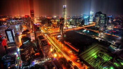 Beijing - multicolor