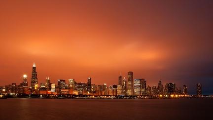 skyline - city