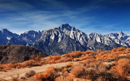 Mountains Landscape - wallpaper (28)