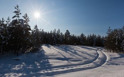 Winter Landscape - wallpaper (16)
