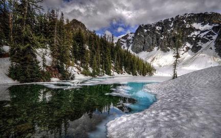 Winter Landscape - wallpaper (17)