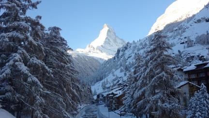 Savoie in winter