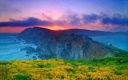 Point Reyes California Natural Park