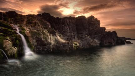Waterfalls - Seaside