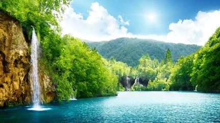 Landscapes - Waterfalls