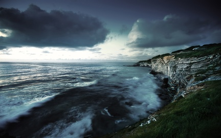 Cliffs - Wallpaper