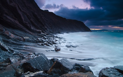 Waves - seaside