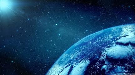 La Planete Terre Fonds D Ecran Hd