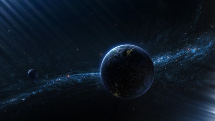 Digital universe - Creation wallpaper (10)