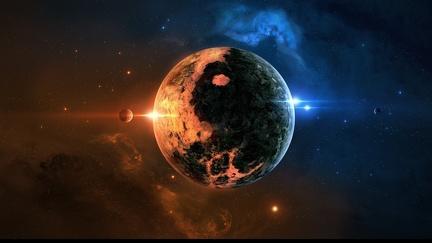 Digital universe - Creation wallpaper (15)