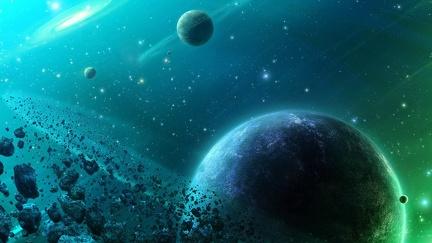 Digital universe - Creation wallpaper (18)