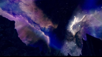 Space view - Wallpaper