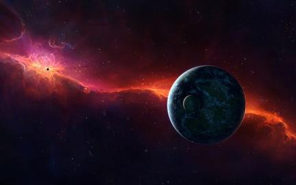 Fantastic image - Space - Earth