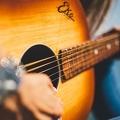 Musique guitare acoustique - wallpaper