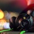 Casque de musique - 2560x1600