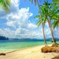 Plage dans les îles - HD
