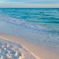 Plage de sable blanc - UltraHD