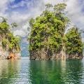 Thailande rochers au large - UltraHD
