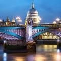 Pont St Paul - Londres
