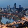 Pont dans la ville