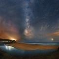 Magnifique ciel de nuit