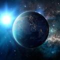 Terre vue de l'espace (3)