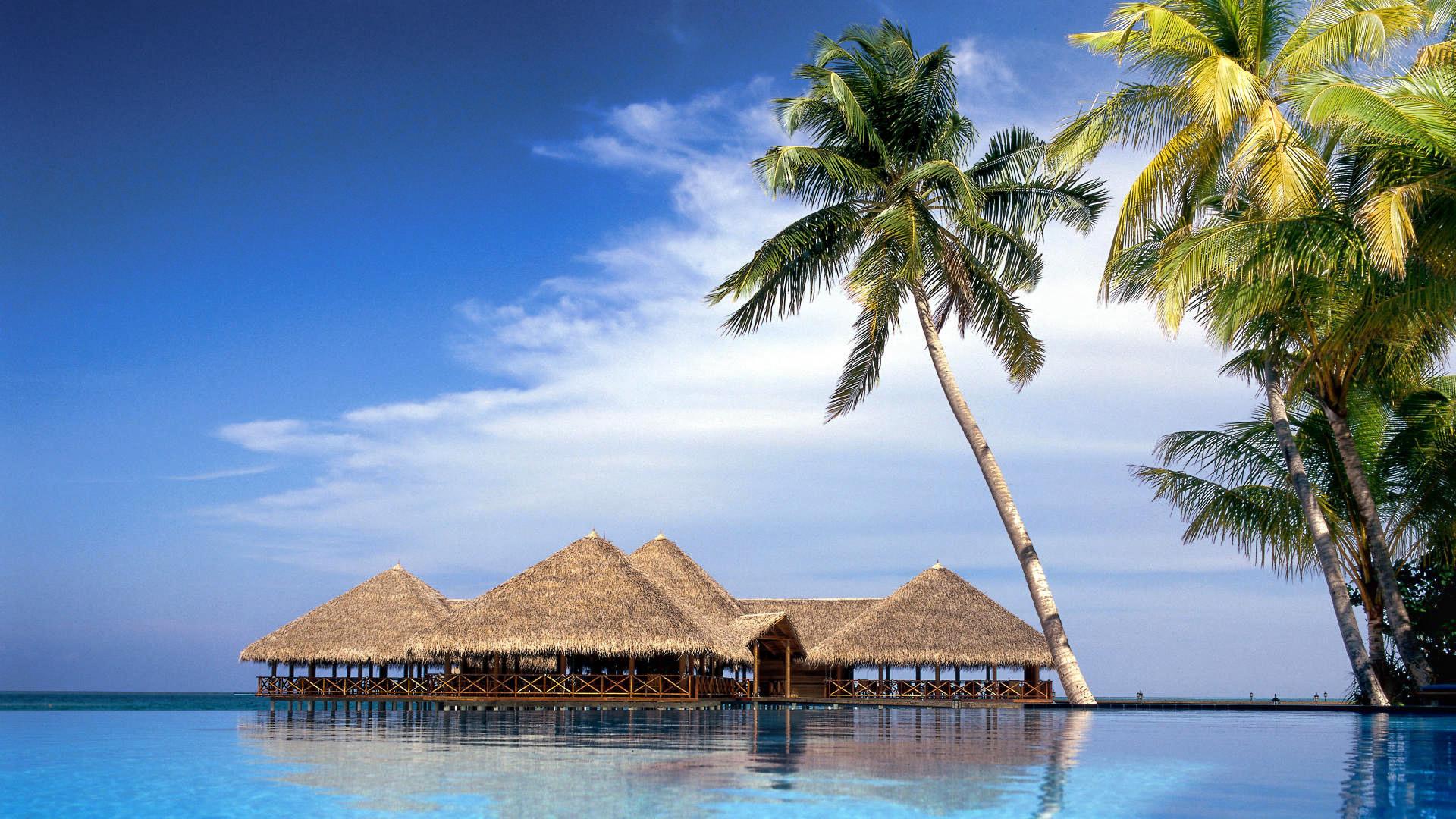 Vacances Tahiti Fond D Ecran Hd
