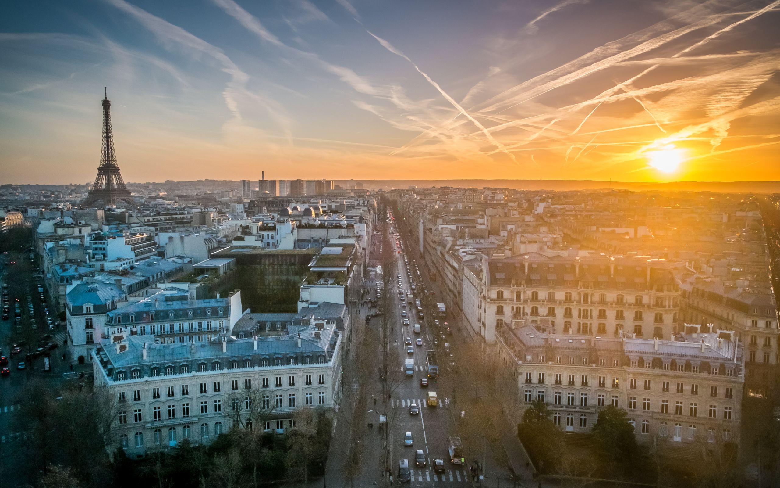 A Paris Fond D Ecran Fond D Ecran Hd