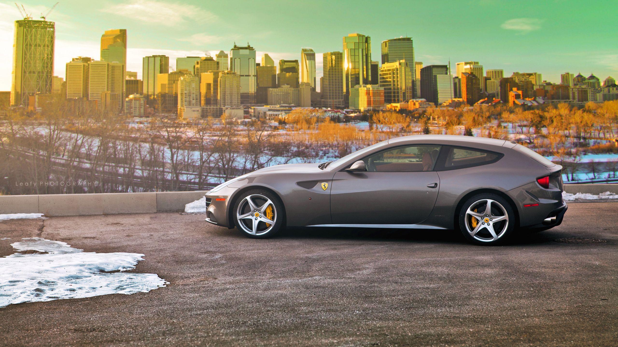 Ferrari Toronto Fond Décran Fond Décran Hd