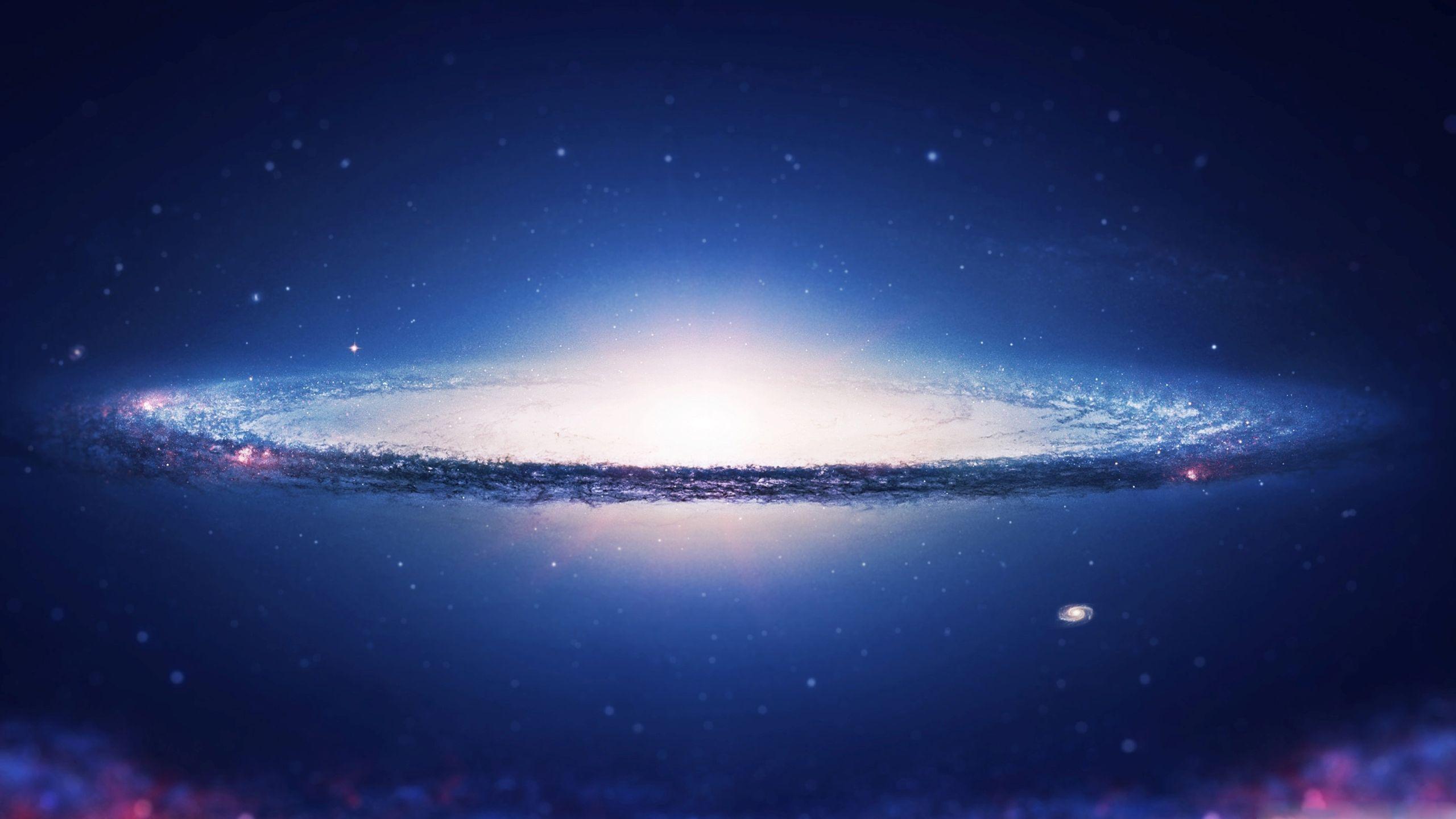 Galaxie Fond Décran 2560x1440 Fond Décran Hd